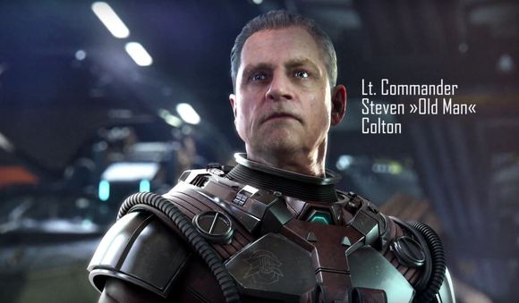 Mark Hamill talks Squadron 42: Oh how a long way we've come since Wing Commander